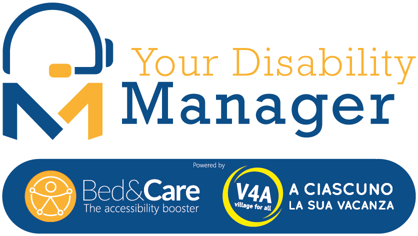 Logo del Servizio Your Disability Manager