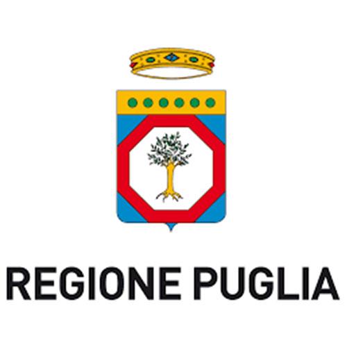 Logo Regione Puglia progetto Puglia for all