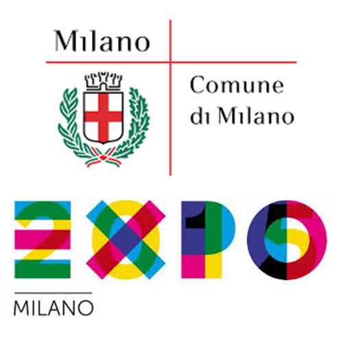 Expo logo del Comune di Milano