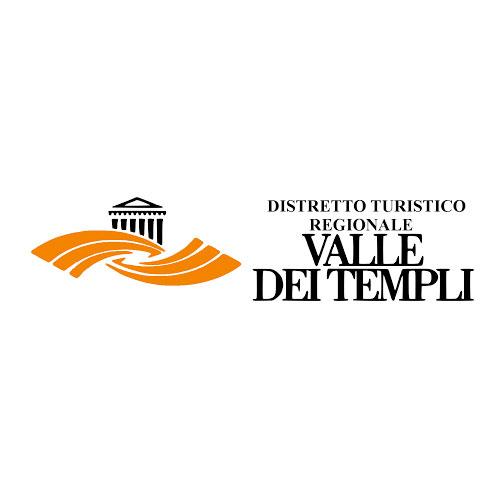 Distretto Turistico Valle dei Templi logo sistema integrato for all