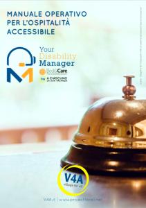 Copertina Manuale Operativo Ospitalità Accessibile