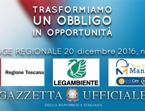 Il turismo accessibile diventa un'opportunità per le imprese turistiche toscane