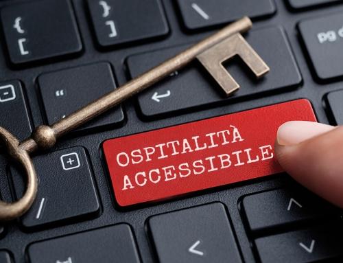 """Come passare dalla inconsapevolezza della accessibilità della camera accessibile alla """"destinazione che offre Ospitalità Accessibile""""."""