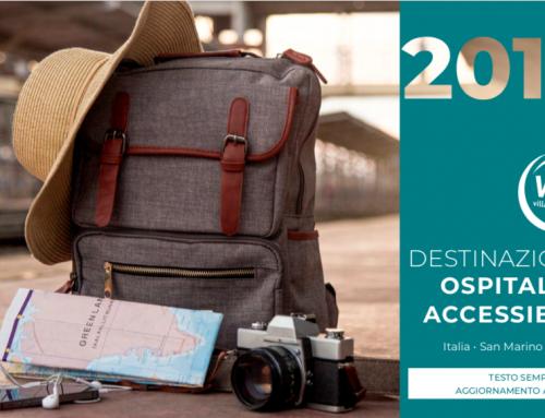 2019 Anno del Turismo Lento: il nostro contributo perchè sia Accessibile a Tutti