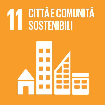 ONU Goal per lo sviluppo sostenibile | 11 Città e comunità sostenibili