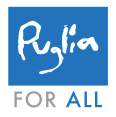 Logo Puglia for all