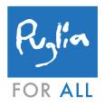 Logo Puglia for all