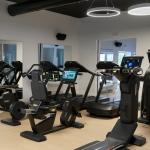 Vista della Palestra Fitness Arena