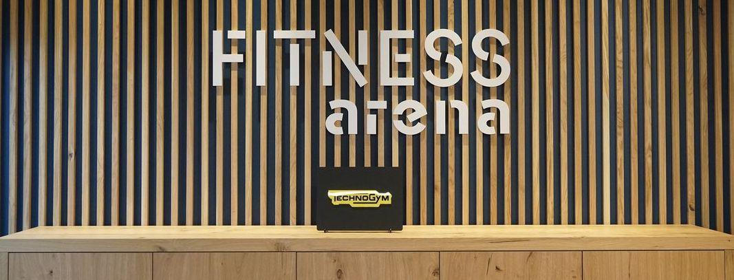 Banco di accoglienza palestra Fitness Arena Union Lido Resort