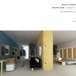 suite4all vista della camera interna