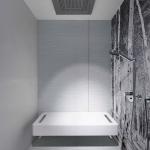 suite4all particolare della doccia con seduta