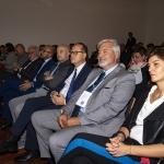 Gruppo di persone in piedi durante la ricezione dei V4A® Awards 2019