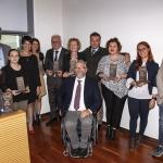 Roberto Vitali, CEO Village for all durante un momentod ella premiazione V4A® Awards